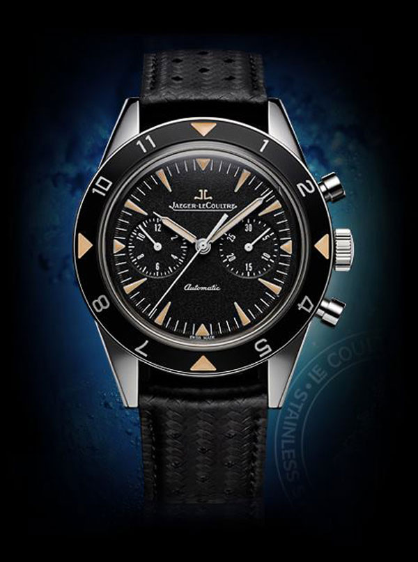 JAEGER LeCOULTRE Deep Sea Vintage Chronograph N°1