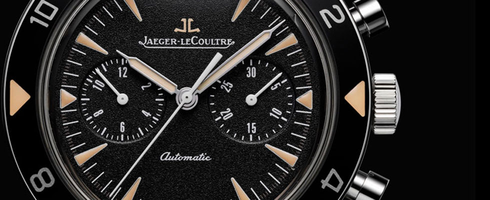 Own A Unique Watch &#8211; Jaeger-LeCoultre Deep Sea Vintage Chronograph Prototype N 1