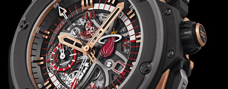 Hublot King Power Miami Heat Chronograph
