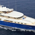 Laurel Superyacht for Sale with Fraser Yachts