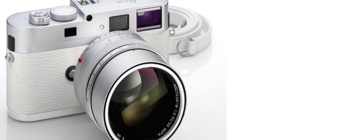 Limited Edition Leica M9-P White
