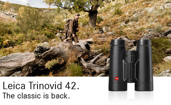 LEICA Trinovid 42 &#8211; The Universal Binocular in a New Price Segment