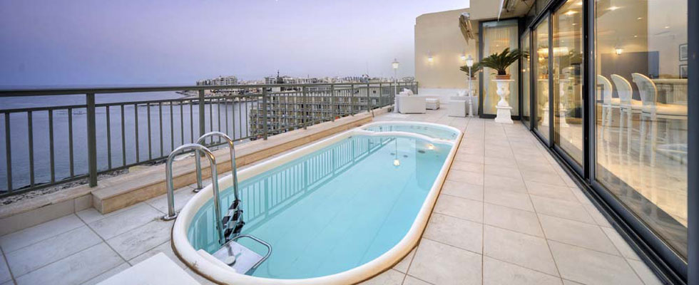 Luxury Penthouse Living Reaches New Heights in Malta