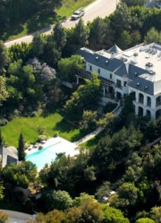 The 17,000-square foot estate where Michael Jackson lived is now for sale.…