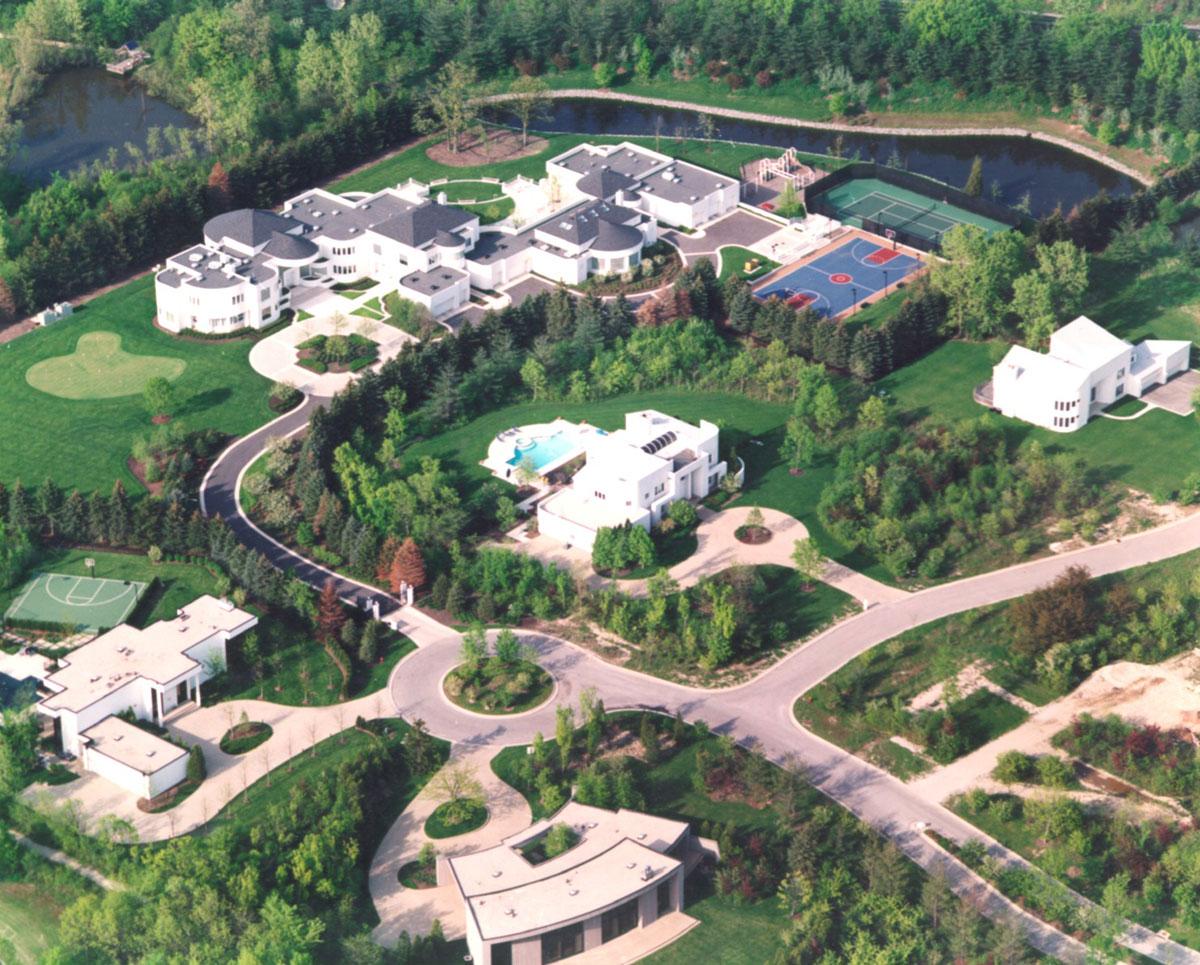 Michael Jordan S Highland Park Estate On Sale For 29