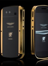 Mobiado Grand Touch Aston Martin Phone