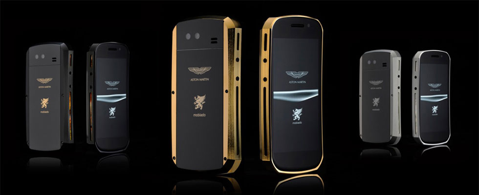 Mobiado Grand Touch Aston Martin Phone