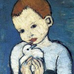 North Wales Aberconway Family to Sell Rare Pablo Picasso's Painting Child with a Dove