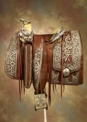 Pancho Villa's Last Saddle