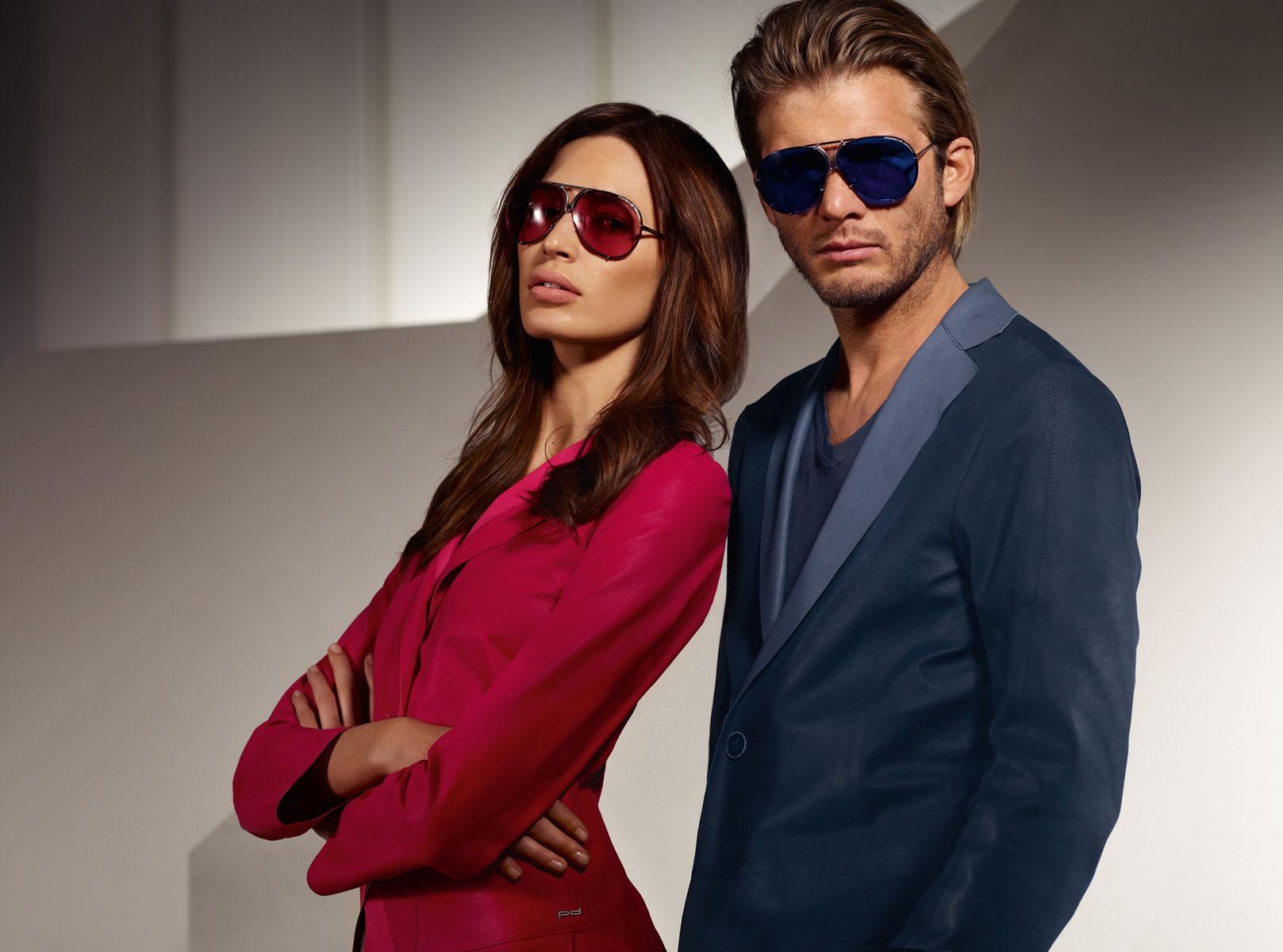 New Exclusive Colors For Porsche Design P 8478 Sunglasses Extravaganzi