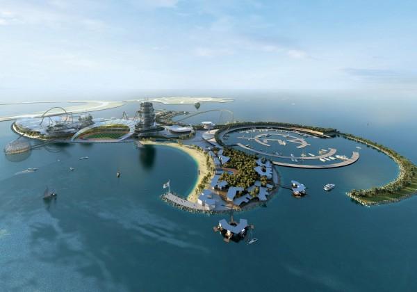Real Madrid Luxury Resort Island