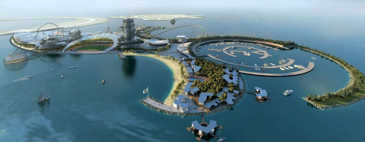 Real Madrid Luxury Resort Island