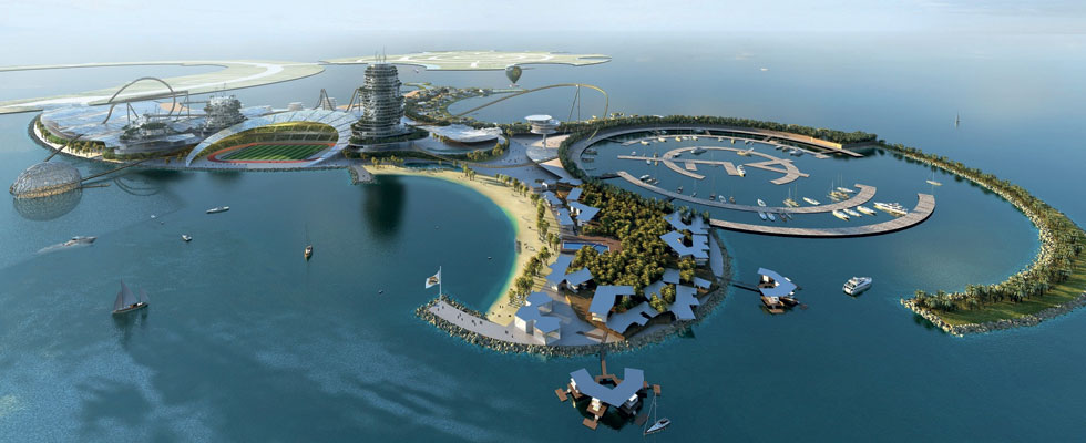 Real Madrid to Launch $1 Billion Luxury Resort Island in United Arab Emirates