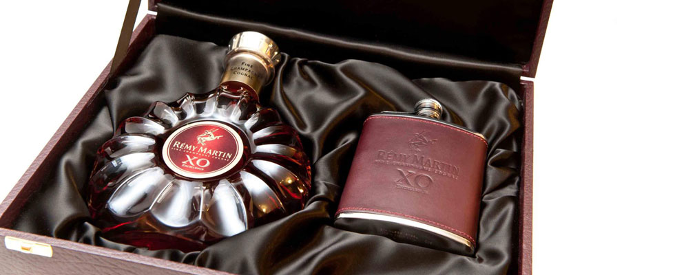 Remy Martin XO and Thomas Lyte Gift Set for Father's Day