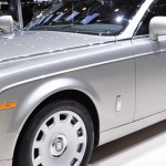 Rolls Royce Unveils Phantom Series II at Geneva Motor Show