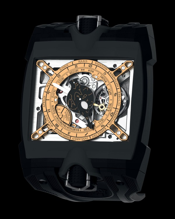 The HUBLOT Antikytera Watch