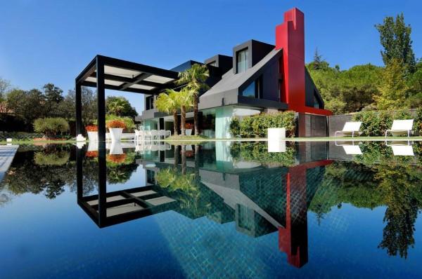 Villa in Madrid