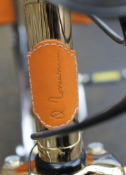 Tomassini - Italian gold plated Bicycle