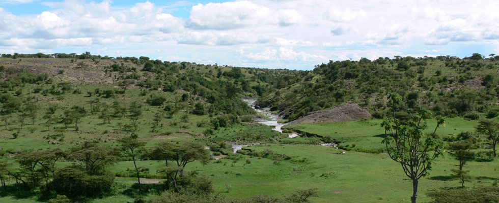 Mahali Mzuri – Richard Branson's Safari Camp in Kenya