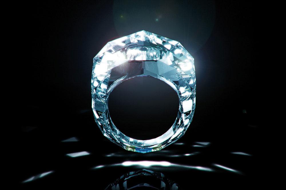 All Diamond Ring Shawish