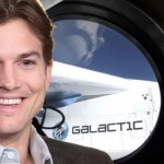 Ashton Kutcher As 500th Astronaut on Virgin Galactic