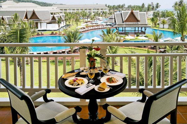  the Sofitel Hotel Krabi