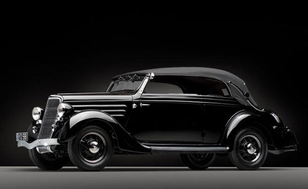 1936 Ford Glaser Cabriolet
