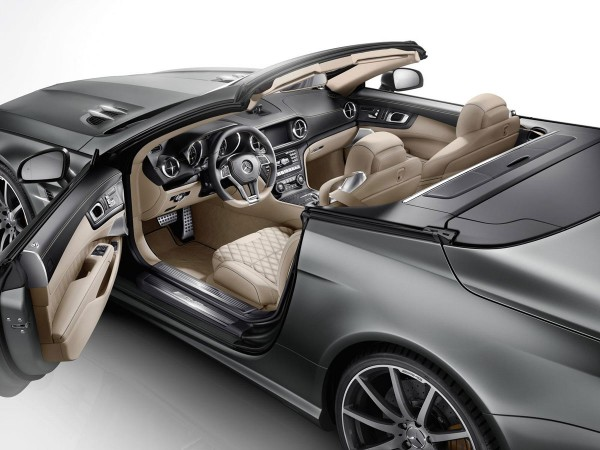 2013 Mercedes-Benz SL 65 AMG 45th Anniversary Edition