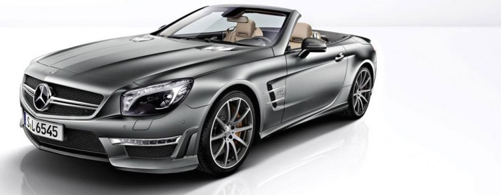 Mercedes-Benz SL 65 AMG 45th Anniversary