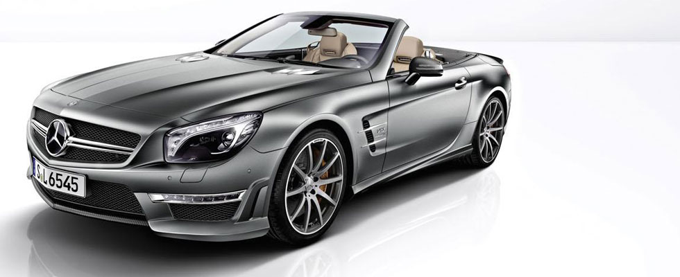 2013 Mercedes-Benz SL 65 AMG 45th Anniversary Edition