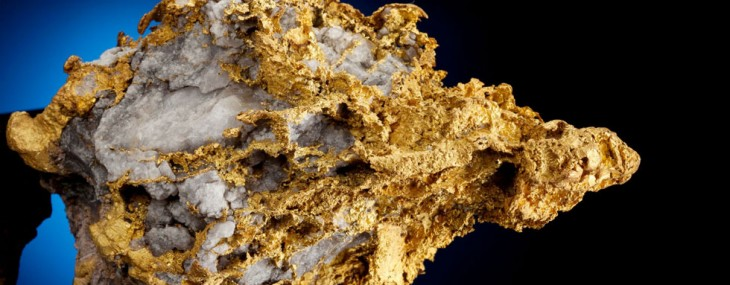 70-Ounce Natural Gold Nugget Highlights Natural History Signature Auction