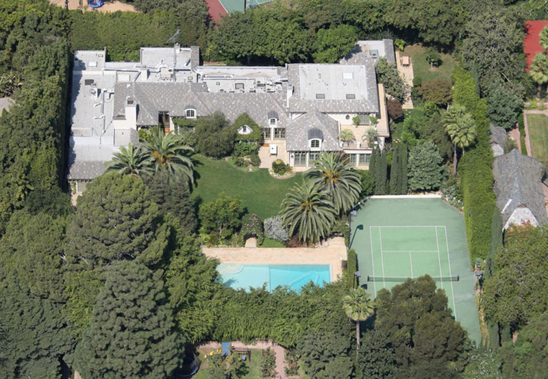 Madonna Sells Her Lavish 28 Million Beverly Hills Mansion