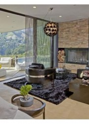 Ashton Kutcher's Hollywood Hills Home