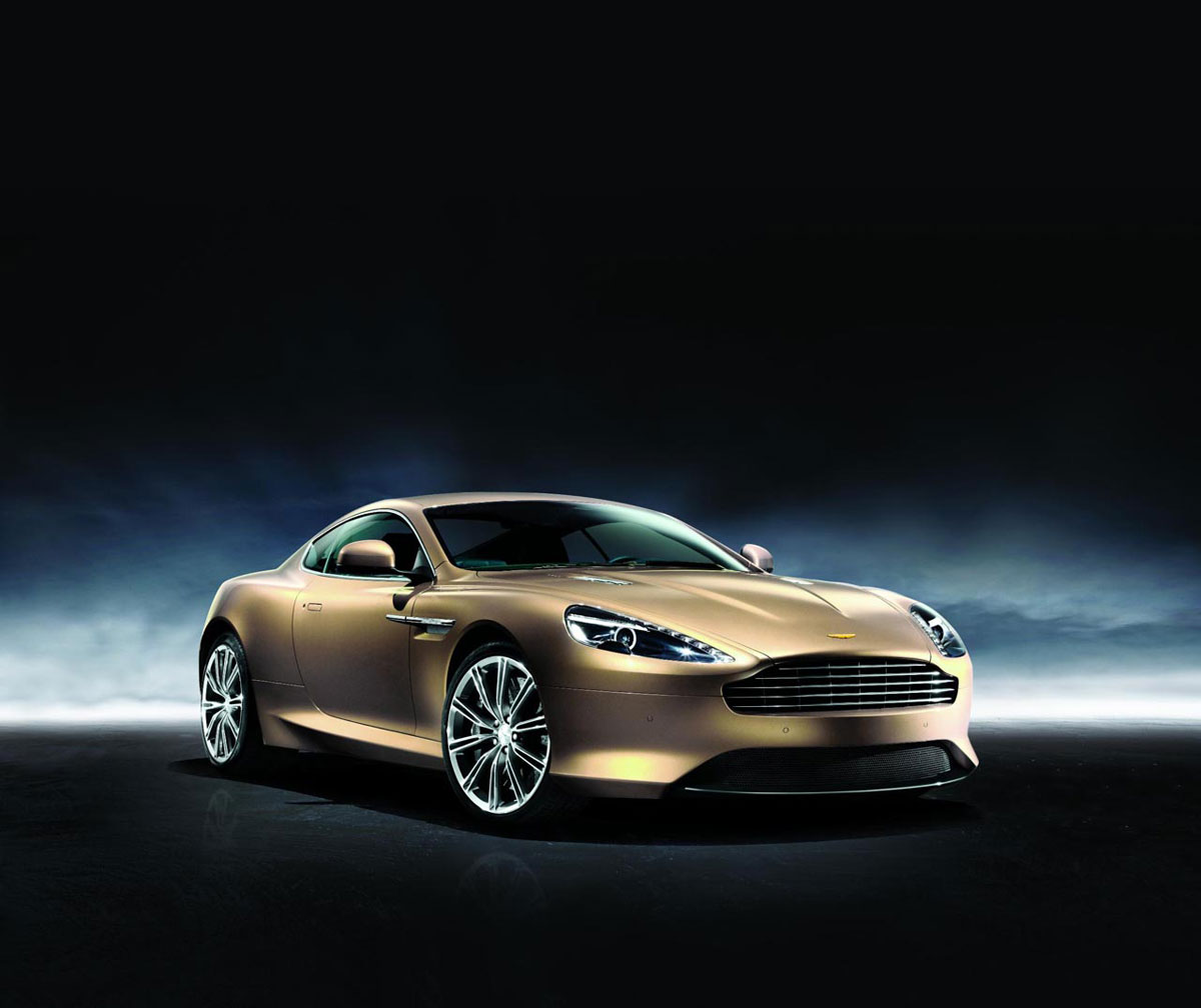 Aston Martin Dragon 88 Special Editions Celebrates The Year Of The Dragon