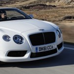 New Bentley Continental GTC V8 Makes North American Debut