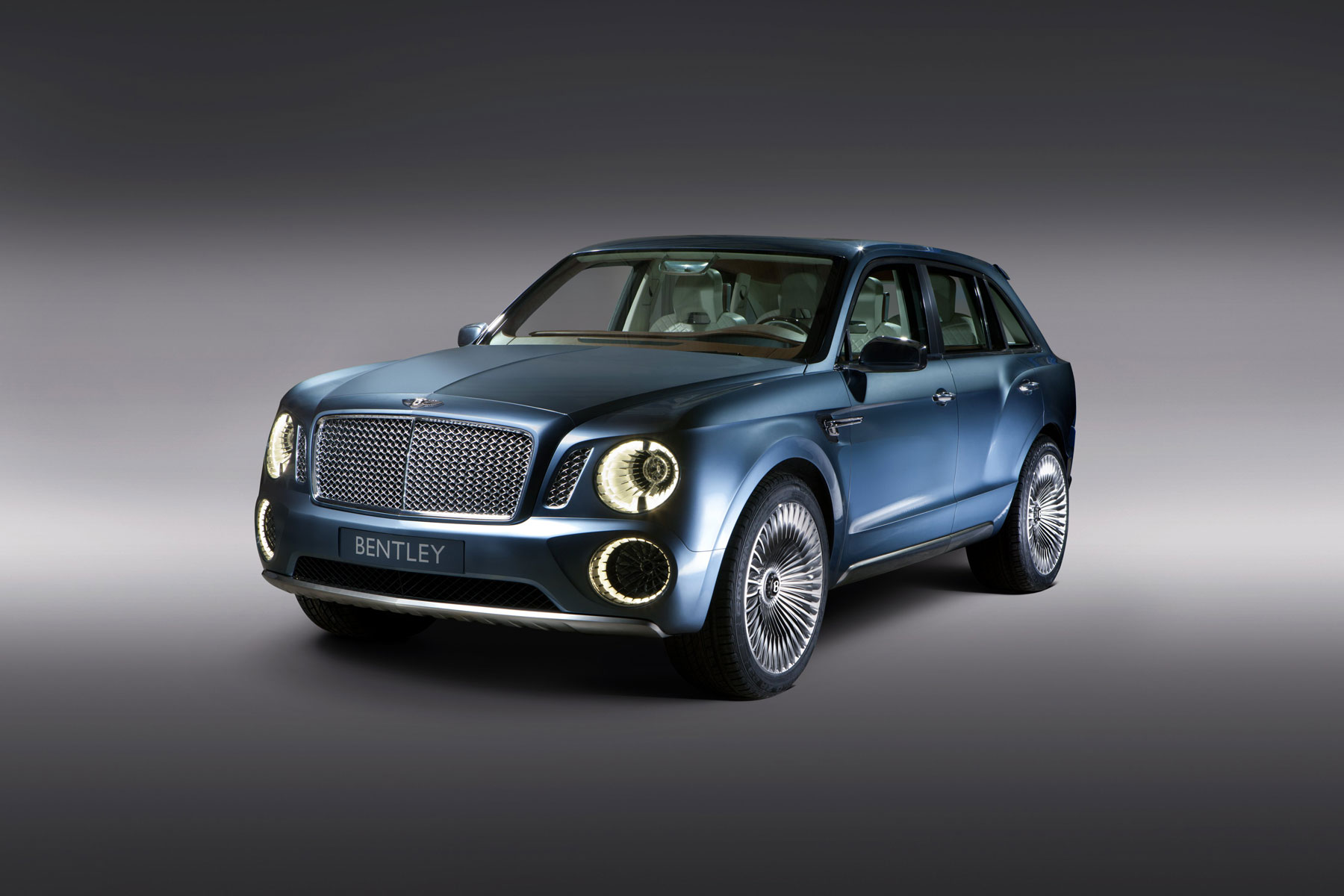 Bentley reveals powertrain details for exp 9 f luxury suv for The bentley