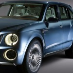 Bentley Reveals Powertrain Details for EXP 9 F Luxury SUV Concept