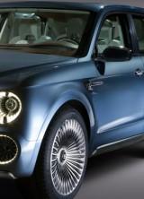 Bentley EXP 9 F Luxury SUV Concept