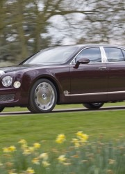 Mulsanne Diamond Jubilee Edition