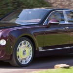 Bentley Honours Royal Diamond Jubilee with 60 Special Mulsannes