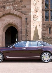 Bentley Honours Royal Diamond Jubilee With 60 Special