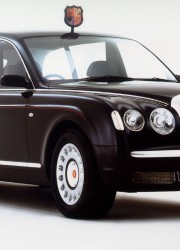 Bentley State Limousine for H.M. The Queen