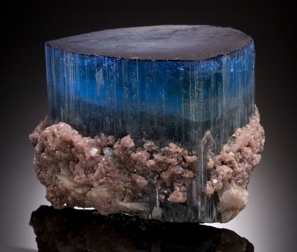 Massive Blue Tourmaline