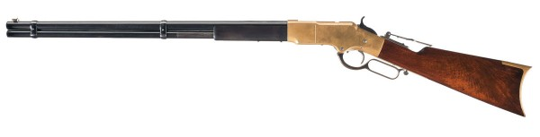 Briggs Patent Henry Rifle