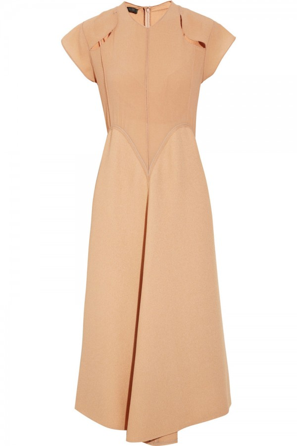 Calvin Klein's Katniss Silk-crepe Dress