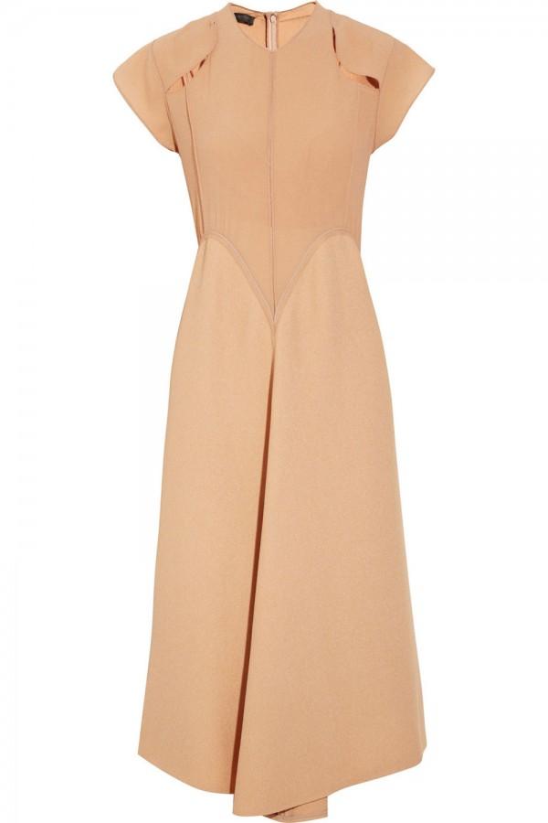 Calvin Klein's Katniss Silk-crepe Dress