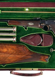 Cased Model 1902 Georg Luger DWM Semi Automatic Carbine