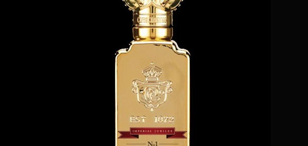Clive Christian's No.1 Imperial Jubilee Perfume in Honor of Queen Elizabeth