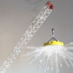 $4.000 Crane Lamp by Charlie Davidson Will Debut in Milan 2012