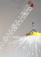 Crane Lamp by Charlie Davidson